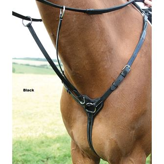 Shires Salisbury 3 Point Breastplate