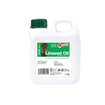NAF Linseed Oil 1 Ltr