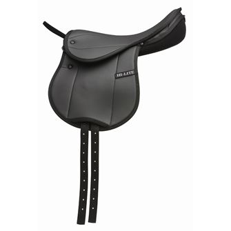 Shires HI-LITE Bambino Children's First Saddle 14""