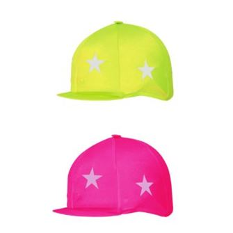 Lightz Capz Reflective Riding Hat Covers
