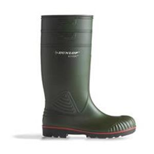 Dunlop Acifort Heavy Duty Full Safety Wellington Boot
