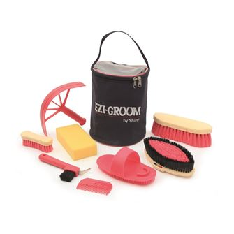 Shires Ezi-Groom Adults Grooming Kit