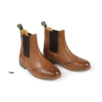 Shires Moretta Nicoli Leather Chelsea Boots *Special Offer*