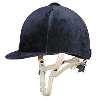 Gatehouse Hickstead Velvet Riding Hat 6 7/8 - 7 1/2