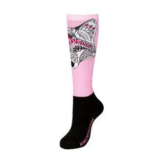 Noble Outfitters Printed Peddies Socks - Over The Calf