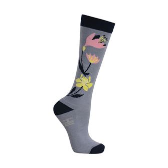 HyFASHION Floral Delight Socks  (Pack of 3)