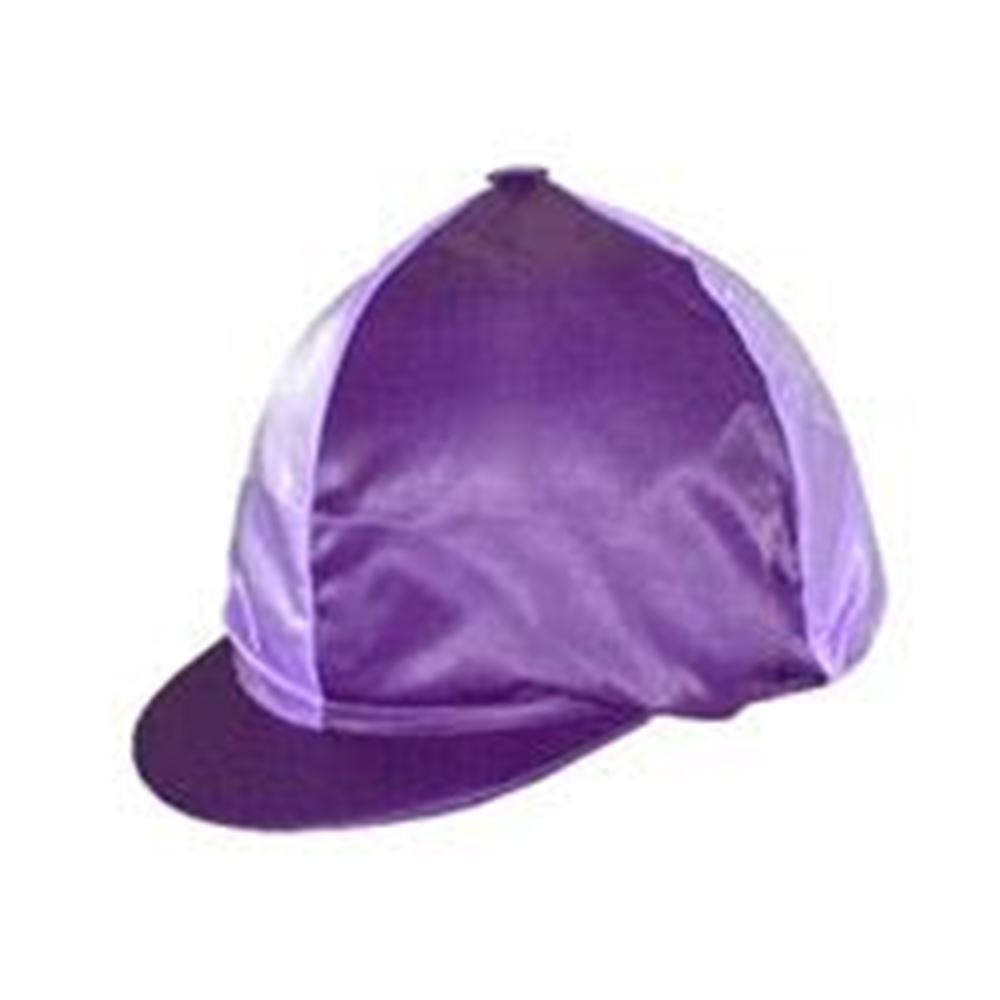 Large Two Tone Hat Silk