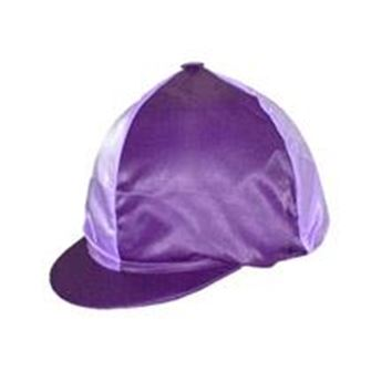 Saddlecraft Large Two Tone Hat Silk