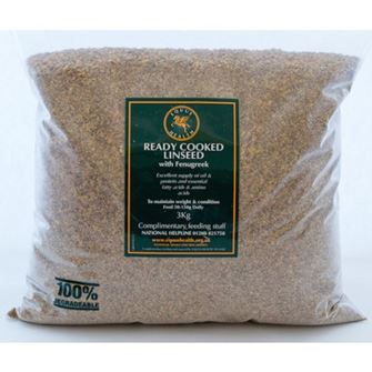 Equus Health Linseed with Fenugreek 3kg