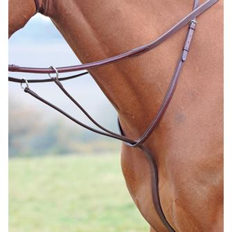 Shires Chantilly Padded Running Martingale