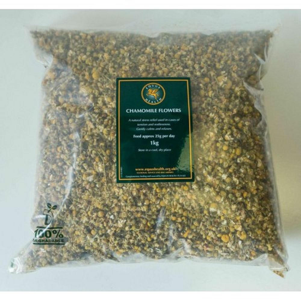 Equus Health Chamomile Flowers (BAG) 1kg