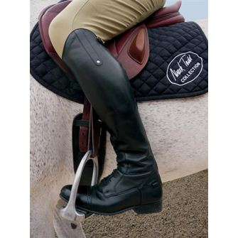 Mark Todd Long Soft Leather Field Competition Riding Boots