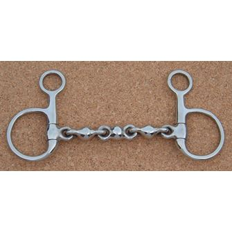 Hanging Cheek Waterford Snaffle