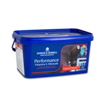 Dodson & Horrell Performance Vitamins & Minerals 3.5 Kg