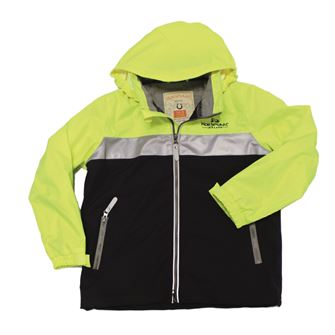 Horseware Neon Kids Corrib Riding and Casual Jacket