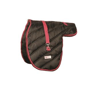 Roma Nylon Long Saddle Bag