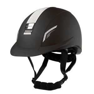 John Whitaker VX2 Sparkly Riding Hat