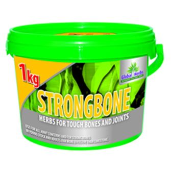 Global Herbs Strongbone 1 Kg