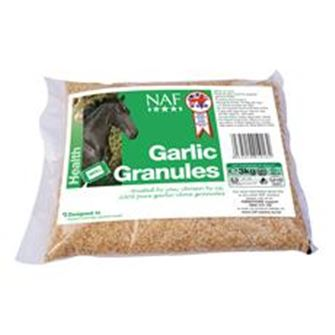 NAF Garlic Granules 3 Kg Refill Bag