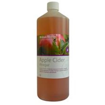 Hilton Herbs Apple Cider Vinegar 1 Ltr