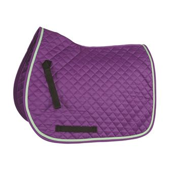 Shires Wessex Contrast Saddlecloth