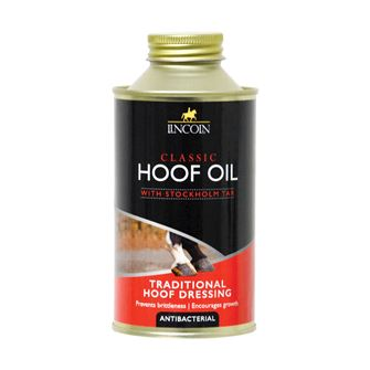 Lincoln Classic Hoof Oil (without Brush)