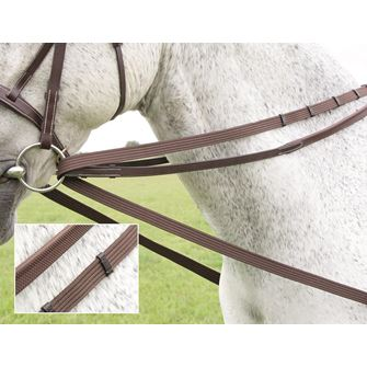Shires Cotton Web Draw/running Reins