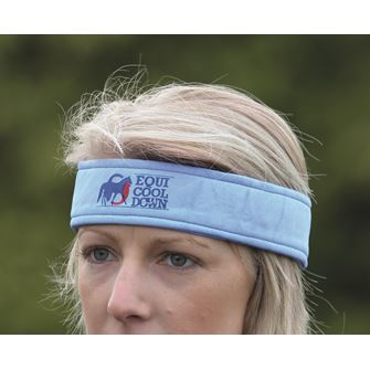 Shires Equi Cool Down Headband