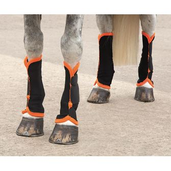 Shires Airflow Turnout Socks (Set of 4 Fly Boots)
