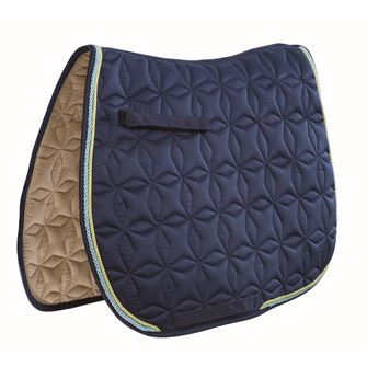 Roma Ecole Star Quilt All Purpose Saddle Pad
