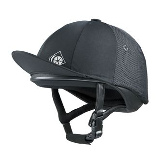 Charles Owen J3 Riding Helmet (sizes 53cm - 55cm)