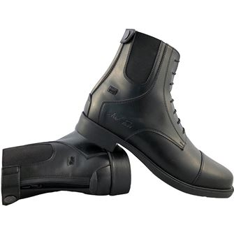 Mark Todd Short Competition Boots (Back Zip)
