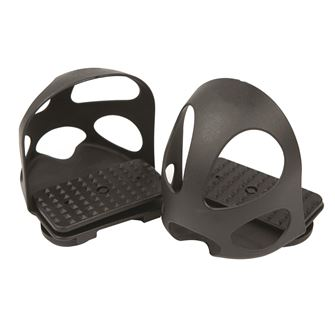 Korsteel Polymer Stirrup Cage Treads Small