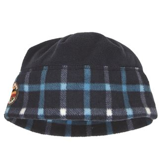 Horseware Newmarket Navy Plaid Fleece Hat