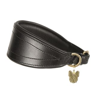 Shires Digby & Fox Padded Greyhound Collar - XS & S