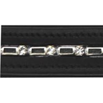 JHL Square Linked Diamonte Browband