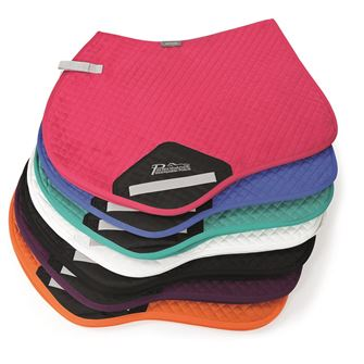 Shires Performance Suede Jump Saddlecloth