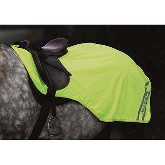 Shires Equi-Flector Reflective Continental Pattern Exercise Sheet