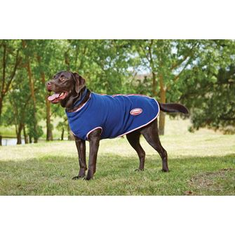 Weatherbeeta Fleece with Zip Dog Coat