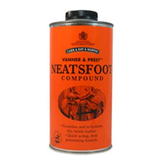 Vanner & Prest Neatsfoot Compound 500 ml