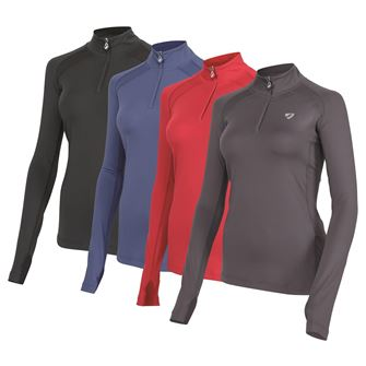 Shires Aubrion Tipton Long Sleeve Ladies Base Layer