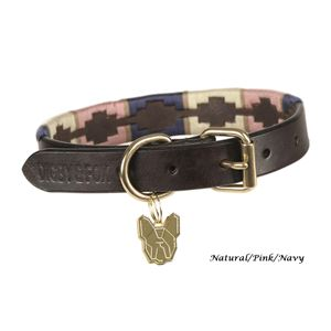 Shires Digby & Fox Drover Polo Dog Collar, XXXS - S