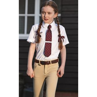 Dublin Child's Penwood Competition Tie Shirt