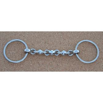 Loose Ring Waterford Snaffle