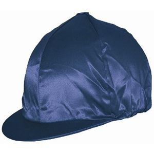 Large Plain Hat Silk
