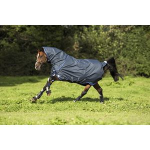 Horseware Amigo Bravo 12 Plus Lite 0g Turnout Rug (Disc Front Closure)