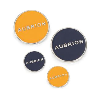 Shires Spare buttons for Aubrion Show Jackets - Small