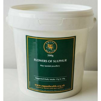 Equus Health Flowers of Sulphur 500g