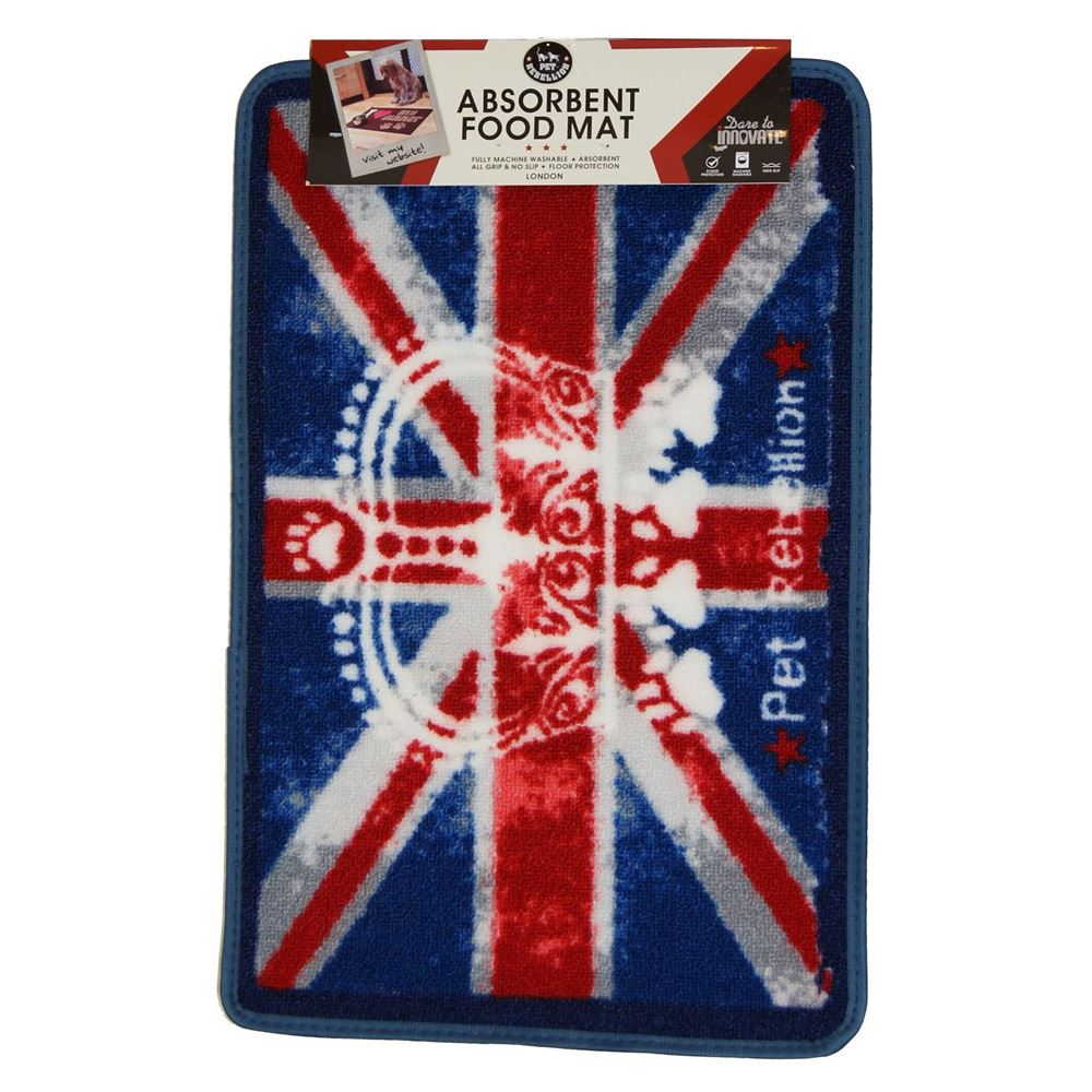 Pet Rebellion Absorbent Food Mat Dinner Mate