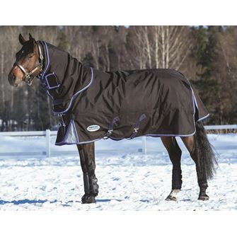 Weatherbeeta Comfitec Ultra Cozi Detach-A-Neck Heavy Turnout Rug (with free matching fleece) *Special Offer*